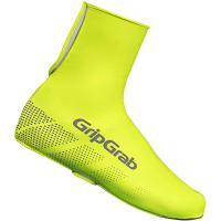 Comparateur de prix GripGrab - Ride Waterproof Shoe Cover - Sur-chaussures taille 36/37, vert/jaune