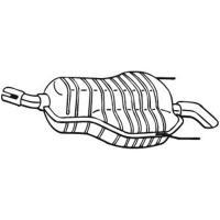 Comparateur de prix BOSAL Silencieux arrière OPEL ASTRA (185-469)