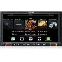 comparateur de prix Autoradio Alpine ILX-702D Bluetooth Carplay Android