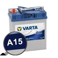 Comparateur de prix Batterie Varta Blue Dynamic A15 12v 40ah 330A 540 127 033
