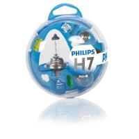 Coffret Ampoules H7 PHILIPS Essential Box