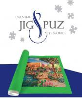 Comparateur de prix Tapis de puzzles de 300 a 1000 pieces vert 80002