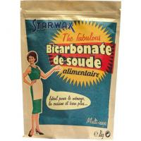 comparateur de prix Bicarbonate de Soude alimentaire 1kg The Fabulous STARWAX