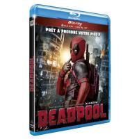 comparateur de prix Deadpool FOX PATHE EUROPA 3344428062552