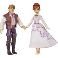 Comparateur de prix Disney Frozen 2 Anna & Kristoff Dolls