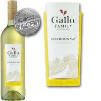 Gallo Family California Vin Blanc 4,5 L - Lot de 6