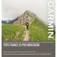 Comparateur de prix Garmin Carte Topo France V5 Montagne Pro