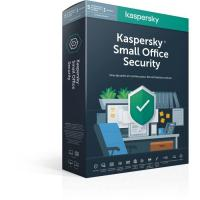 Kaspersky Small Office Security 6.0 2020-5 postes + 1 Serveur - 1 an