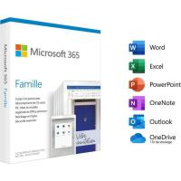 Comparateur de prix Logiciel Microsoft Microsoft 365 Family French Sub 1YR France Only Medialess SaveNow P6