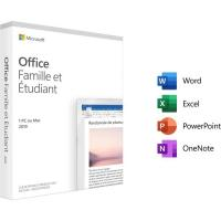 Comparateur de prix Logiciel Microsoft Office Home and Student 2019 French France Only Mdls Save Now P6