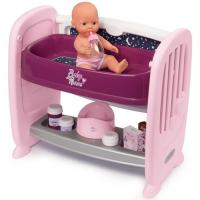 Comparateur de prix Table à langer et lit Smoby Baby Nurse 2 en 1