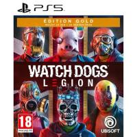 Watch Dogs Legion Edition Gold PS5 Jeu PS5
