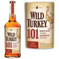 Comparateur de prix Whiskey Wild Turkey 101 - Kentucky Bourbon - USA - 50,5%vol - 70cl