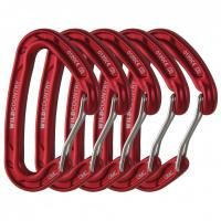 Comparateur de prix wildcountry – Astro Anodised 5 Pack, Color Red