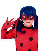 Comparateur de prix Gants Miraculous Ladybug Rouge et Noir