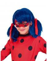 Comparateur de prix Masque brillant loup pailleté Miraculous Ladybug