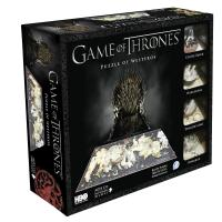 Comparateur de prix Game Of Thrones - Puzzle 4d Cityscape De Westeros