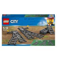Comparateur de prix LEGO® City Trains 60238 Les Aiguillages