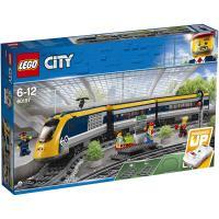 Comparer les prix du LEGO® City 60197 Train de Passagers Télécommandé