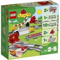 Comparateur de prix LEGO® DUPLO® Town Trains 10882 Les rails du train