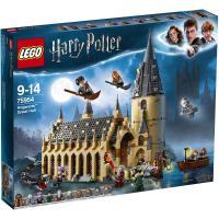 Comparer les prix du 75954 la grande salle du chateau de poudlard , lego harry potter