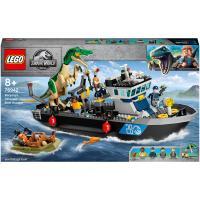 Comparateur de prix LEGO® Jurassic World™ 76942 L'évasion en bateau du Baryonyx