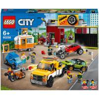 Comparateur de prix LEGO City Nitro Wheels 60258 Tuning-Werkstatt NEU und OVP