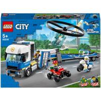Comparateur de prix 60244 le transport de l'h licopt re de la police lego city