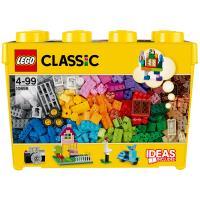 Comparateur de prix Lego classic 10698 : boîte de briques créatives deluxe