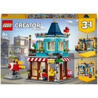 Comparateur de prix Lego Creator - Le Magasin De Jouets Du Centre-Ville - 31105