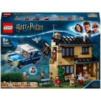 Comparateur de prix LEGO® Harry Potter? 4 Privet Drive (75968)