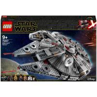 LEGO Star Wars 75257 Faucon Millenium - 1351 pièces - Dès 10 ans