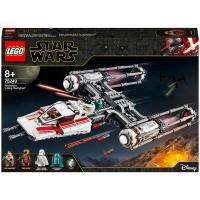 Comparateur de prix 75249 y wing starfighter de la resistance lego star wars