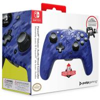 Comparateur de prix Manette Camo Audio pour Nintendo Switch - bleu