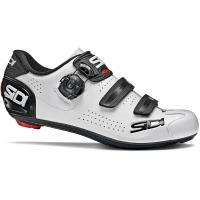Comparateur de prix Sidi Alba 2 Road Shoes 2020 - Blanc-Noir - EU 46