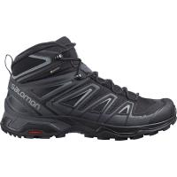 Comparateur de prix Salomon X Ultra 3 Mid Gore-Tex Noir 42.2/3