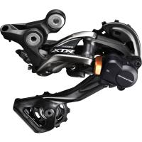 Comparateur de prix Dérailleur VTT arrière Shimano XTR M9000 Shadow+ 11 vitesses - Noir - Medium Cage