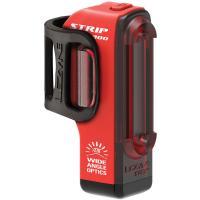 Comparateur de prix Éclairage arrière Lezyne Strip Drive (300 lumens) - Rouge, Rouge