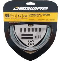 Comparateur de prix Câbles de freins Jagwire Universal Sport - Blanc tressé