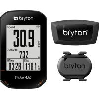 Comparateur de prix Bryton compteur gps rider 420t ceinture cardio capteur cadence