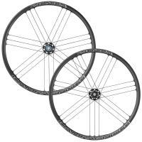 Comparateur de prix Paire de roues de route Campagnolo Zonda C17 (disque) - Noir - 12mm Thru Axle 6-Bolt