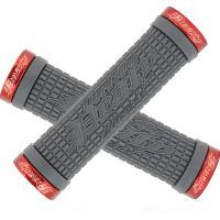 Comparateur de prix Lizard skins paire de grips peaty graphite lock on rouge