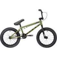 "Comparateur de prix Vélo BMX Enfant Blank Buddy - 16"""" Olive Green adult 16 10000 g new"