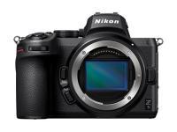 Nouveau Appareil photo hybride Nikon Z 5 NU