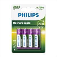 comparateur de prix Batteries type AA Philips R6B4B260/10