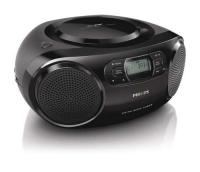 comparateur de prix Philips AZB500 Lecteur CD portable Noir, Lecteur de CD