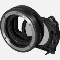 Comparateur de prix CANON EF-EOS R Adapter mit Einsteckfilter Polfilter (C-PL)