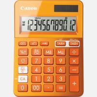 Comparateur de prix Canon - LS-123K - Calculatrice de bureau couleur orange
