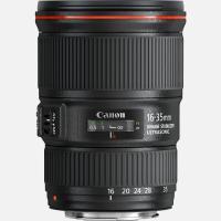 Comparateur de prix Canon EF 16-35mm f/4.0L IS USM Téléobjectif