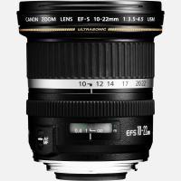 Comparateur de prix Objectif pour Reflex Canon EF-S 10-22mm f/3.5-4.5 USM